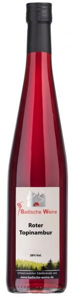 Badische Weine Roter Topinambur 38% Vol.