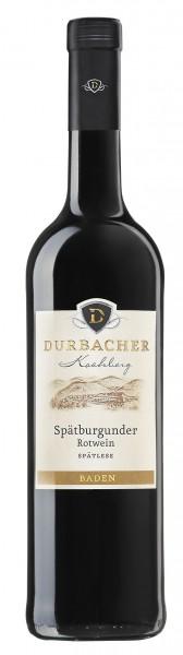 Durbacher Kochberg Spätb. Rotwein Spätlese