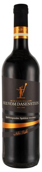 """Hex vom Dasenstein """"Alte Rebe"""" Spätb. Rotwein Spätlese trocken"""