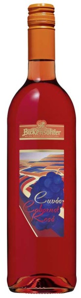 Bickensohler Cabernet Rosé QbA trocken