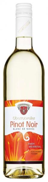 Oberrotweiler Pinot Noir Blanc de Noir QbA feinherb