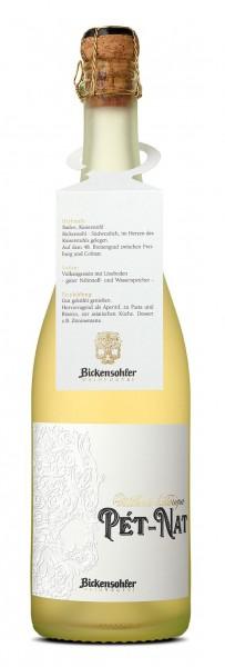 Bickensohler Winzersekt Pét-Nat Methode historique
