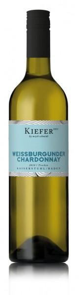 Kiefer Weissburgunder & Chardonnay QbA trocken