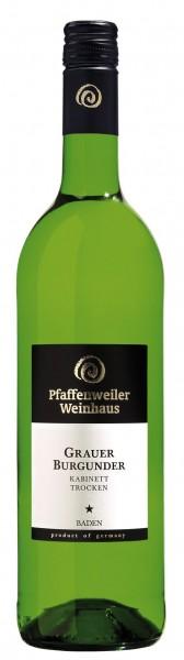 Pfaffenweiler Klassik Grauburgunder Kabinett trocken