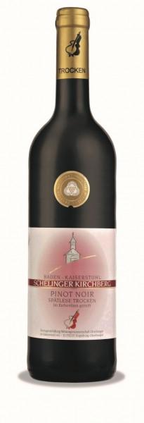 Schelinger Kirchberg Pinot Noir Spätlese trocken