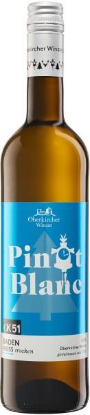 Oberkircher OK 51 Pinot Blanc QbA trocken