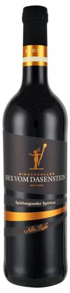 """Hex vom Dasenstein """"Alte Rebe"""" Spätb. Rotwein Spätlese"""