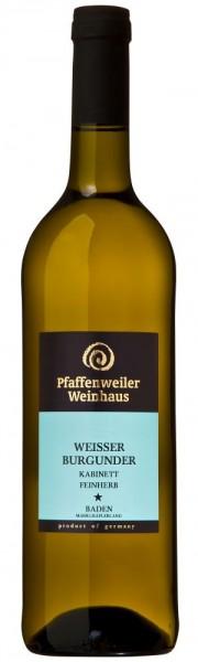 Pfaffenweiler Weissburgunder Kabinett Feinherb