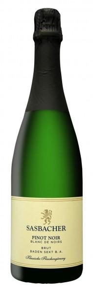 """Sasbacher Winzersekt """"Pinot Noir"""" Blanc de Noir Brut"""