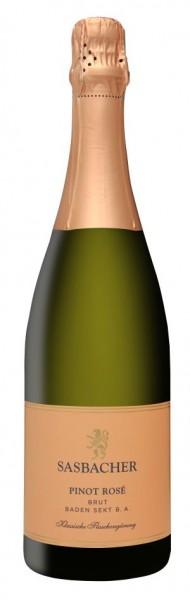 """Sasbacher Sekt """"Pinot Rosé"""" Brut"""