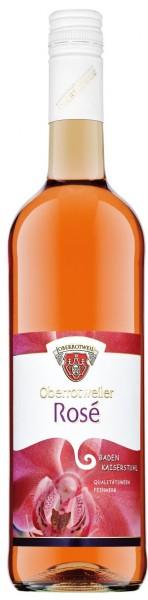 Oberrotweiler Rose QbA feinherb