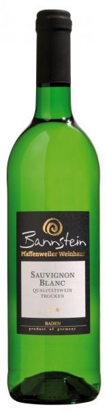 Pfaffenweiler Bannstein Sauvignon Blanc QbA trocken