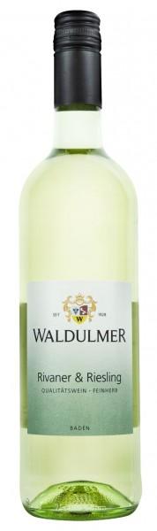 Waldulmer Rivaner & Riesling QbA feinherb
