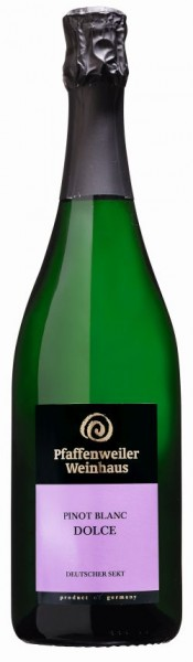 Pfaffenweiler Winzersekt Pinot Blanc -Dolce-