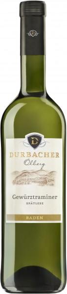 Durbacher Ölberg Gewürztraminer Spätlese