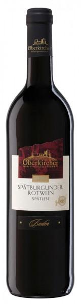 Oberkircher Spätb. Rotwein Spätlese