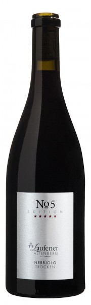 Laufener Altenberg EDITION No5 Nebbiolo QbA trocken -Barrique-