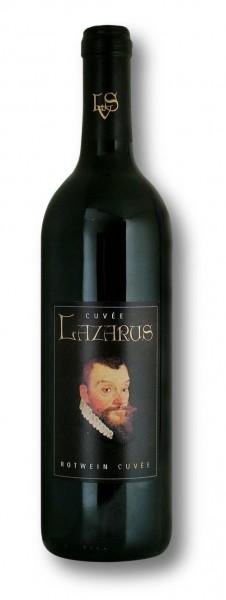 Burkheimer LAZARUS Rotwein-Cuvée QbA trocken