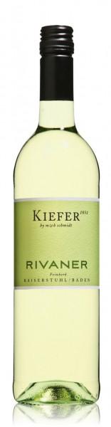 Kiefer Rivaner QbA feinherb