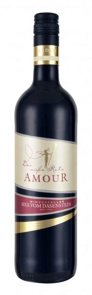 Hex vom Dasenstein AMOUR Rotwein Cuvée QbA süss