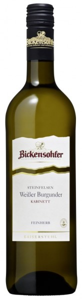 Bickensohler Weißer Burgunder Kabinett feinherb