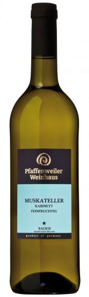Pfaffenweiler Klassik Muskateller Kabinett feinfruchtig