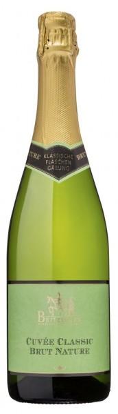 Britzinger Winzersekt Cuvée Classic -Brut Nature-
