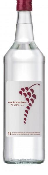 Ansatzbranntwein 70% Vol.