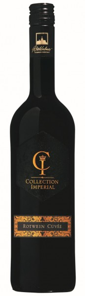 Waldulmer Collection Imperial Rotwein Cuvée QbA trocken -Barrique-