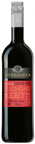 """Durbacher """"Schöne Zeit"""" Rotwein Cuvée QbA"""