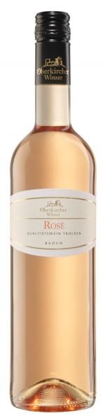Oberkircher VINUM NOBILE Rosé QbA trocken