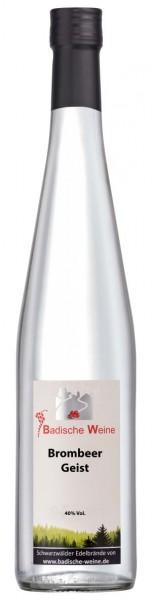Badische-Weine Brombeergeist 40% Vol.