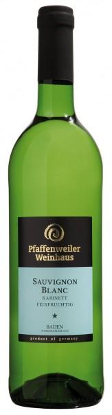 Pfaffenweiler Klassik Sauvignon Blanc Kabinett Feinfruchtig