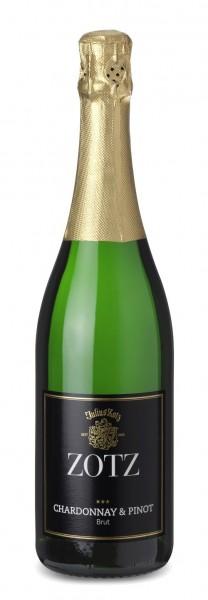 Zotz Winzersekt Pinot & Chardonnay Brut