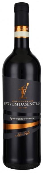 """Hex vom Dasenstein """"Alte Rebe"""" Spätb. Rotwein QbA"""