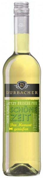 """Durbacher """"Schöne Zeit"""" Weisswein Cuvée QbA"""