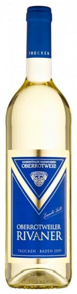 Oberrotweiler Rivaner QbA trocken