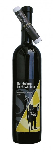 Burkheimer Nachtwächter Spätburgunder Rotwein QbA trocken im Eichenfass gereift