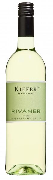 Kiefer Rivaner QbA -feinherb-