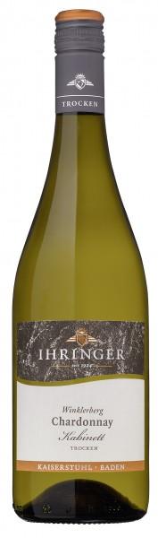 Ihringer Winklerberg Chardonnay Kabinett trocken