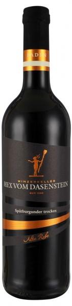 """Hex vom Dasenstein """"Alte Rebe"""" Spätb. Rotwein QbA trocken"""