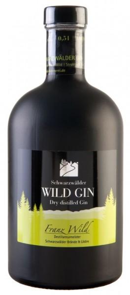 Wild Schwarzwälder Gin 45%