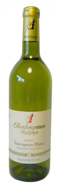 Oberbergener Baßgeige Sauvignon Blanc, QbA trocken